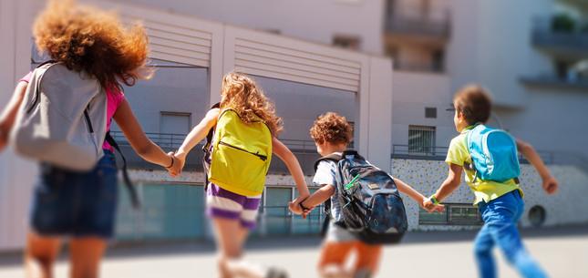 Périscolaire et jeunes enfants