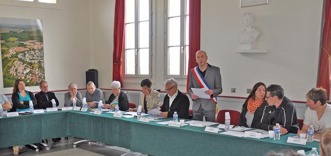 Composition du Conseil Municipal