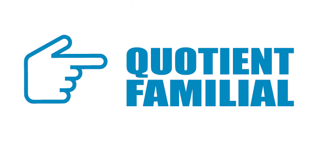 Le calcul du quotient familial
