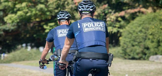 La Police Municipale de Menucourt