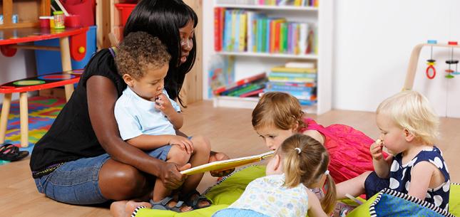 Allocation de garde pour jeunes enfants