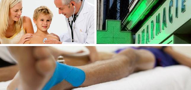 Annuaire des professionnels de la santé