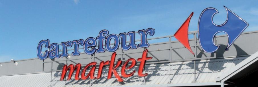 Carrefour Market : Un bel exemple de solidarité