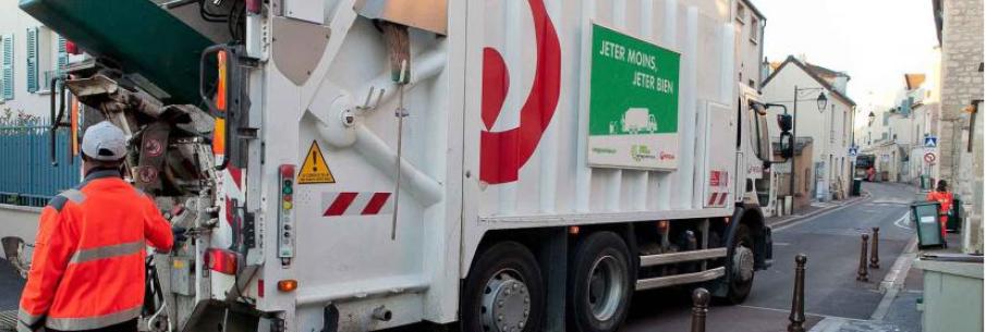Communiqué de la communauté d'agglomération de Cergy-Pontoise : reprise progressive de la collecte de l'ensemble des déchets