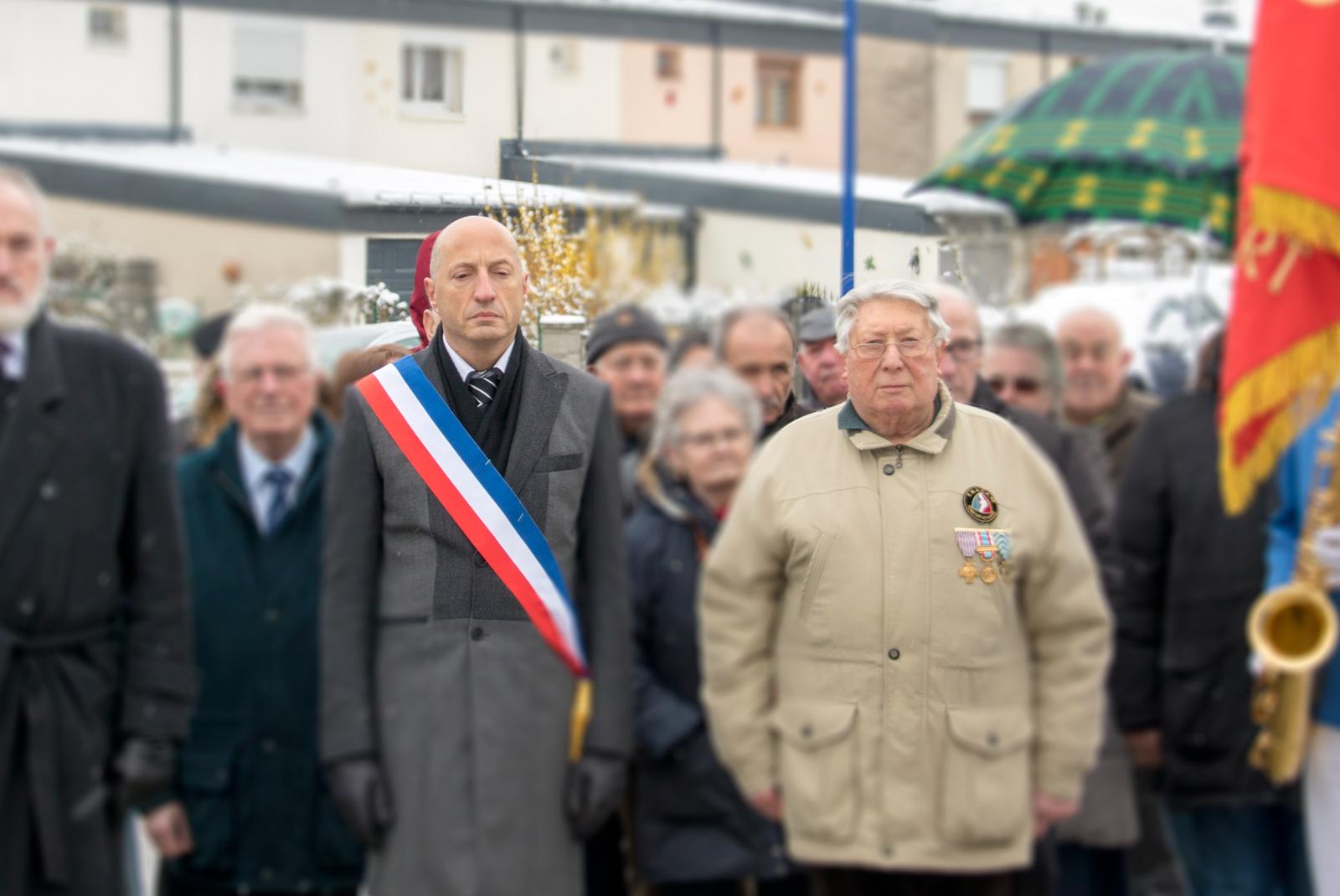 Communiqué de Monsieur le Maire suite au décès de Monsieur Léon Fortin