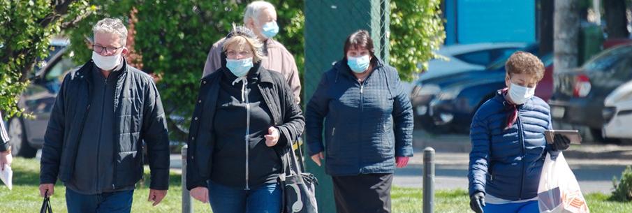 Arrêté Préfectoral : port du masque obligatoire dans l'espace public