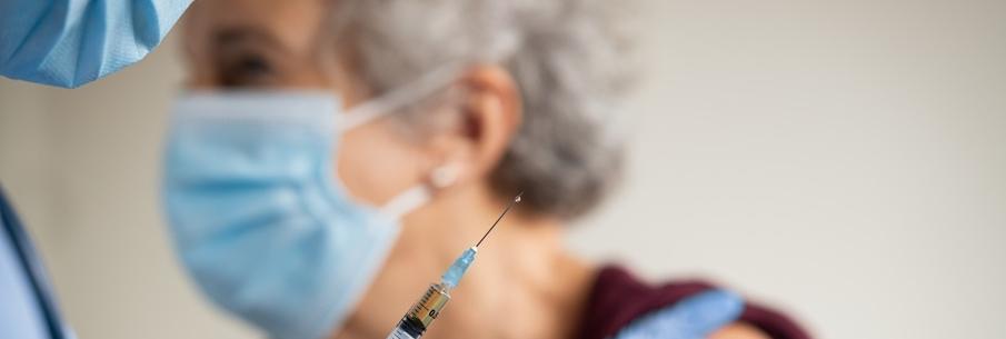 Vaccination : la mairie accompagne les seniors menucourtois
