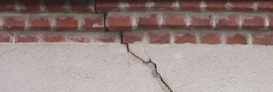Des fissures dans votre maison ? | Faites vous connaitre
